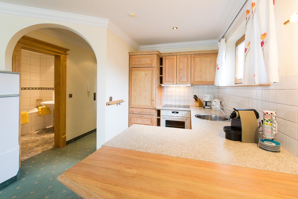 Klosterarkaden 2-Raum-Appartement