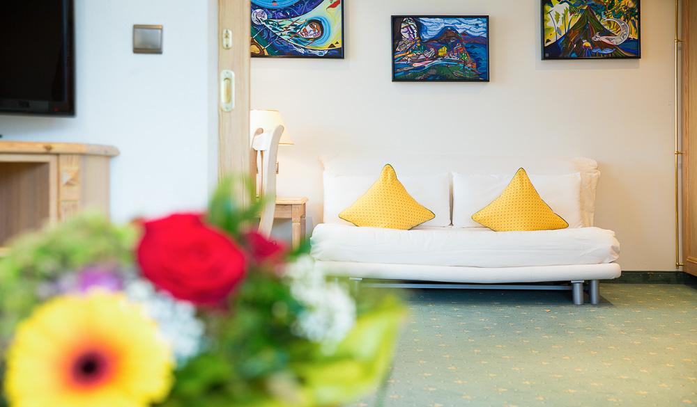 Klosterarkaden 3-Raum-Appartement