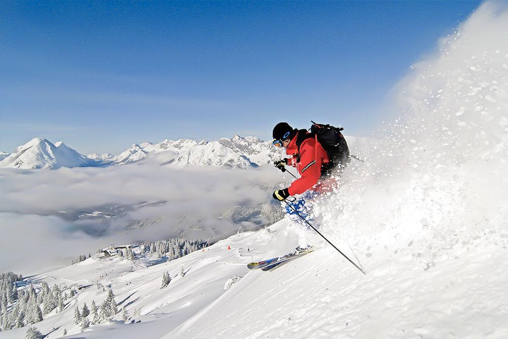 Ski Alpin Seefeld